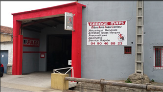 Garage Sarrians